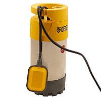 Погружной насос высокого давления PH1100, 1100Вт, подъем 40м, 5500 л/ч Denzel
