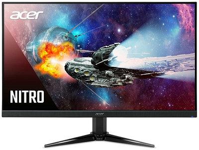 Монитор 21.5 Acer NITRO QG221Qbii, черный