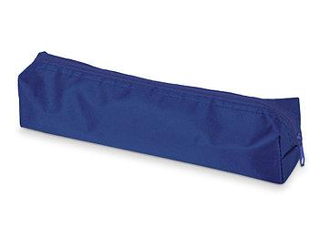 Пенал Log, темно-синий