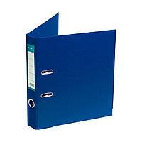 """Папка–регистратор Deluxe с арочным механизмом, Office 2-BE21 (2"""" BLUE), А4, 50 мм, синий"""