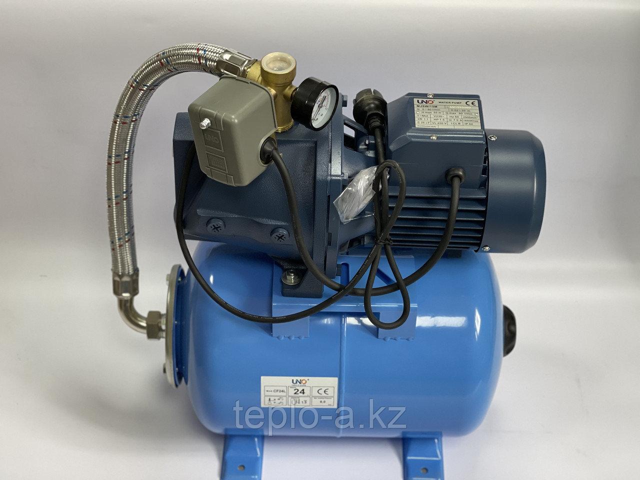 Автоматическая станция водоснабжения UNO MJSW 15-24