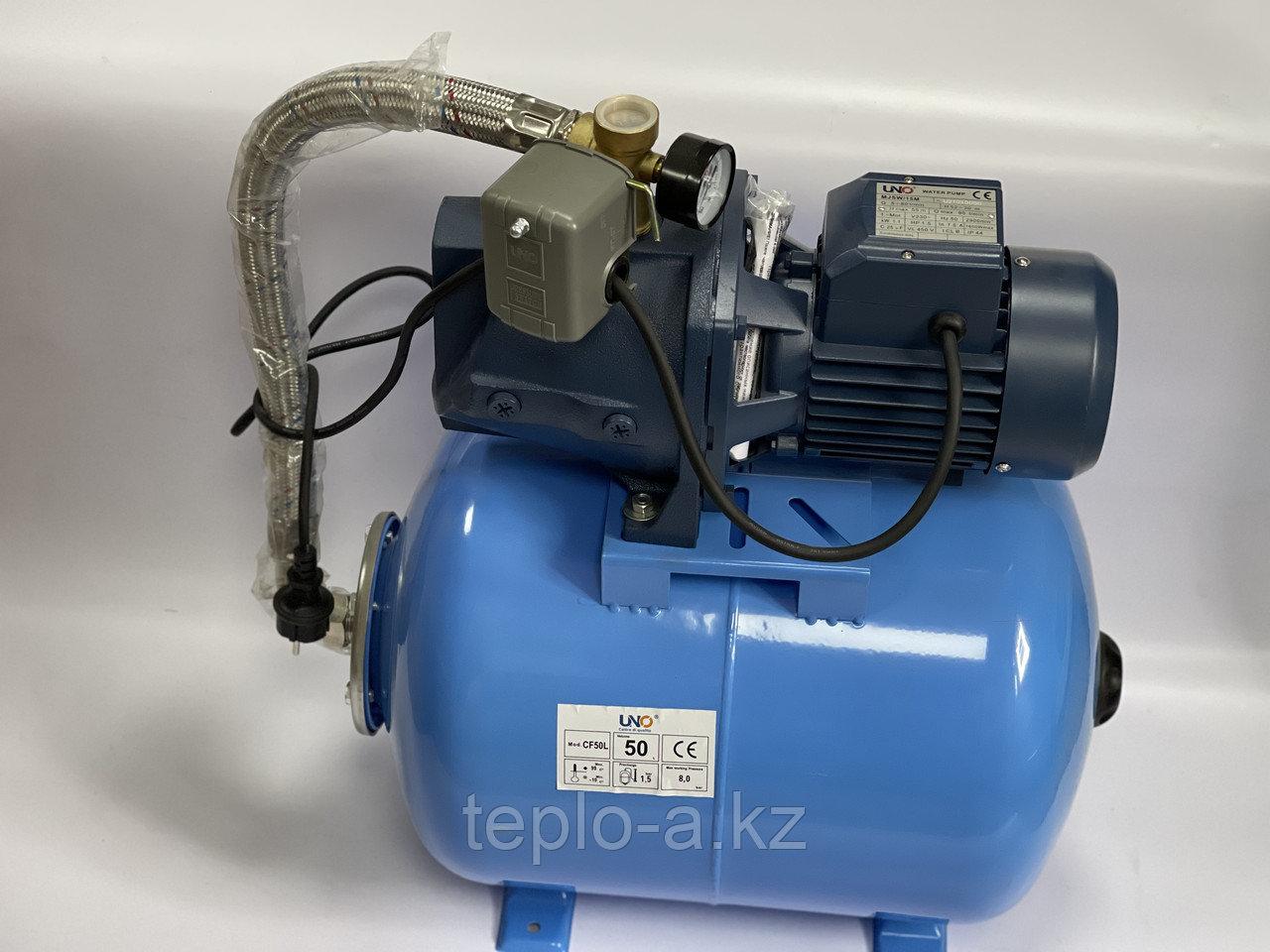 Автоматическая станция водоснабжения UNO MJSW 15-50