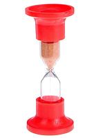 Часы песочные 3мин красные 12004732   Ningbo Greetmed Medical, 20%
