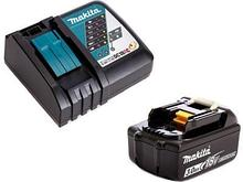 Аккумулятор и зарядное устройство Makita RF(BL1830B+DC18RC) арт.191А25-2