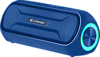 Колонки Defender Enjoy S1000 (2.0) - Blue, 20 Вт RMS, 60Hz-20kHz, 85dB, AUX, Bluetooth