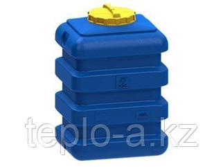 Емкость прямоугольная 750 литров для воды, дизельного топлива