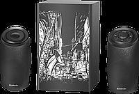 Колонки Defender G26 (2.1) - Black, 26Вт(2х7+12) RMS, 20Hz-20kHz, USB, AUX, Bluetooth