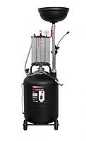 Установка пневматическая для удаления отработанного масла 80л Forsage F-TRG2090