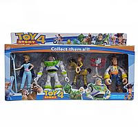 Игровой набор История игрушек 4 (Toy Store 4) включает 5 персонажей