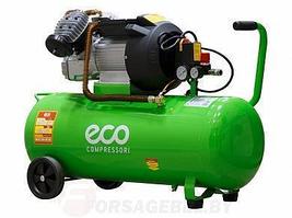 Компрессор коаксиальный масляный 70 л. ECO AE-705-3