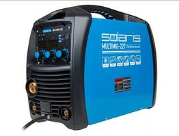 Аппарат SOLARIS MULTIMIG 227 (MIG/MMA) сварочный (полуавтомат)