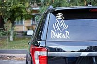 "Наклейки на автомобиль ""DAKAR"""