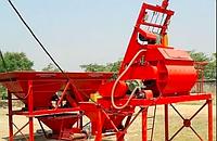 Бетоносмесительный узел БСУ mini 35 куб/час