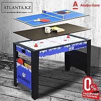 Игровой стол 2в1 (Аэрохоккей, теннисный стол)