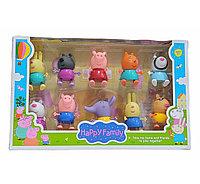 """Игровой набор """"Пеппа и друзья"""" Peppa Pig, арт. 5807-2"""