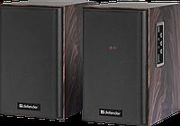 Колонки Defender G90 (2.0) - Brown, 90Вт(2х45) RMS, 16Hz-24kHz, USB, microSD, FM, Bluetooth