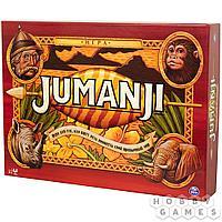 Настольная игра: Джуманджи