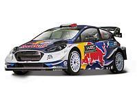 BBURAGO: 1:32 Ford Fiesta WRC M-Sport 2017 (#1 Sebastien Ogier)