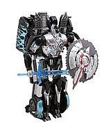 Changerobot: робот-трансформер с акс., черный