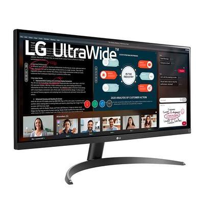 Монитор LG 29WP60G, черный