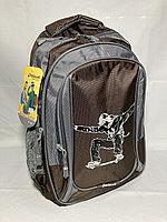 Школьный рюкзак для мальчика, 5-7 -й класс. Высота 47 см, ширина 27 см, глубина 17 см., фото 1