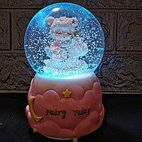 "Музыкальный снежный шар ""Fairy tales"", 16см."