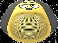 Портативная акустика RITMIX ST-111BT Puppy желтый
