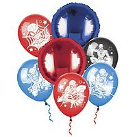 """Воздушные шары, набор """"Spider Man, Super Hero"""". Человек-паук"""