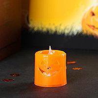 Свеча 'Хэллоуин', световая, виды МИКС (комплект из 12 шт.)