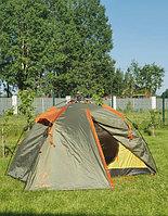 Палатка АВТОМАТ AVI-Outdoor Vuokka 2 grey 5912