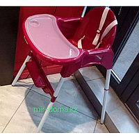 С какого возраста можно использовать стульчик для кормления