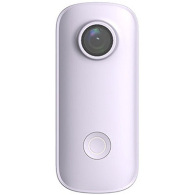 Экшн-камера SJCAM C100, 1080P, JPEG, MP4, H.265, Wi-Fi, Purple