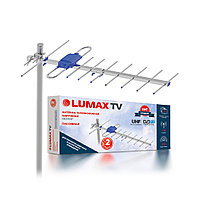 Антенна телевизионная наружная LUMAX DA2201P