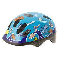 Детский велосипедный шлем Бренд Ventura. Немецкое качество. Размер 52-57 S. Рассрочка. Kaspi RED