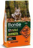Monge GRAIN FREE Adult Anatra Утка с картофелем. Беззерновой корм для взрослых собак всех пород, 2,5кг