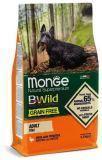 Monge GRAIN FREE 2,5кг Утка с картофелем. Беззерновой корм для взрослых собак мелких пород Mini Adult Anatra