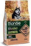 Monge GRAIN FREE 2,5кг с Лососем и горохом. Беззерновой корм для взрослых собак всех пород
