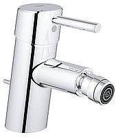 Смеситель для биде GROHE Concetto с донным клапаном, хром (32208001)