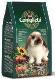 Падован для кроликов и молодняка. (2 кг.) Полнорационный высококачественный корм для профилактики кокцидиоза