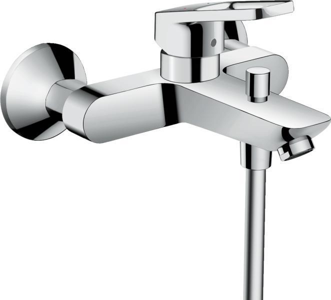 Смеситель для ванны HansGrohe Logis Loop HG71244000