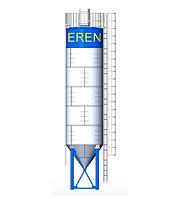 Силос цемента разборный SR160
