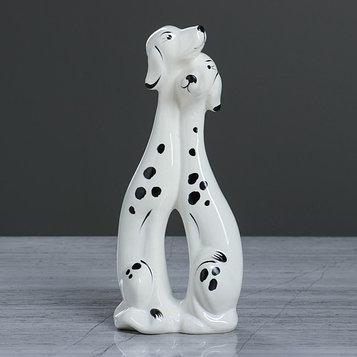 "Сувенир ""Свидание собак"" 19 см, микс"