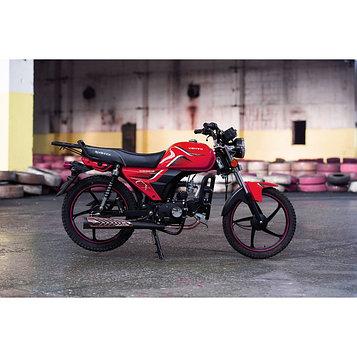 Скутер VENTO CORSA 150, 49cc, сигнализация, кофр, черный