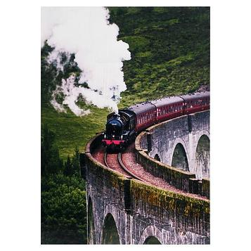 """Картина """"Поезд"""" 25*35 см"""