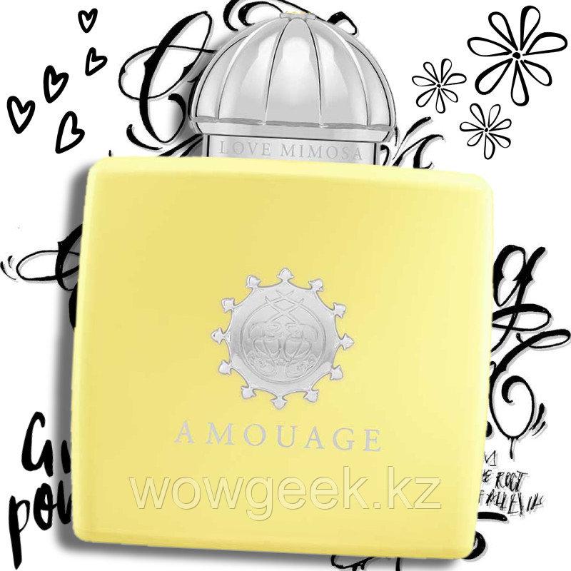 Женский парфюм Amouage Love Mimosa