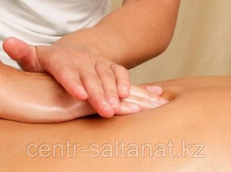 Обучение шведскому массажу
