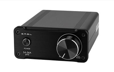 Цифровой усилитель для акустики SMSL SA-36A PRO - Черный
