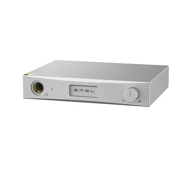 Усилитель для наушников SMSL sAp-12, 110dB, RCA , внешний - Серебристый