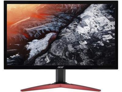 """Монитор Acer KG241QSbiip 23.6"""" черный/красный"""