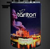 Tarlton (Тарлтон) Английская Ночь 250г. чёрный Пекое крупнолистовой Размер: 19см.*13см.*8см. (Шри-Ланка)
